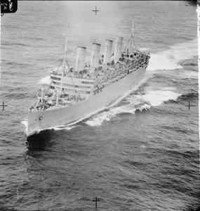SS AQUITANIA