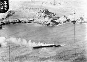 ROYAL AIR FORCE OPERATIONS IN MALTA, GIBRALTAR AND THE MEDITERRANEAN, 1940-1945.