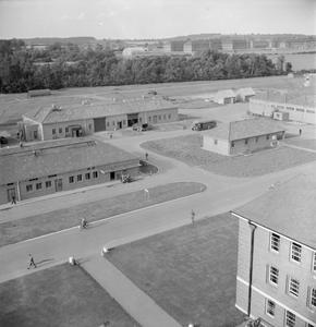 US ARMY UNIVERSITY, SHRIVENHAM, ENGLAND, UK, 1945
