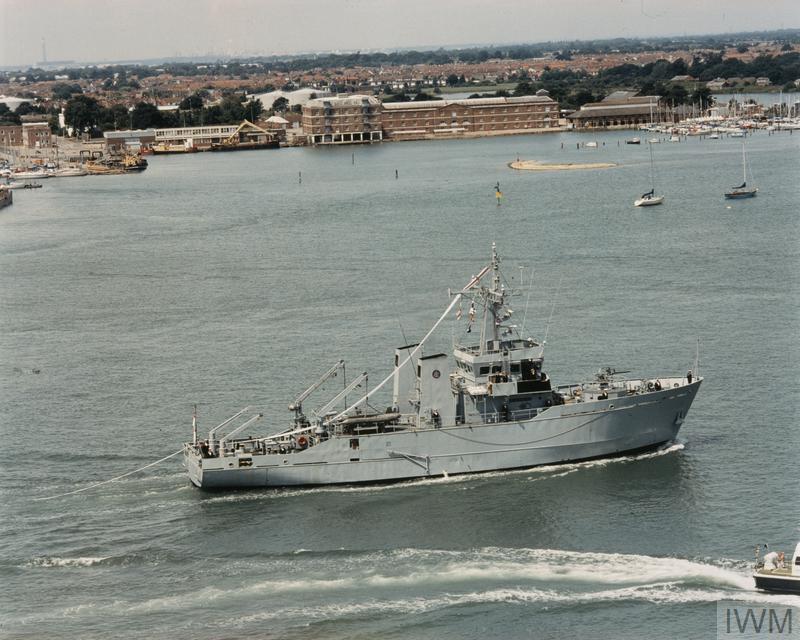 HMS BLACKWATER