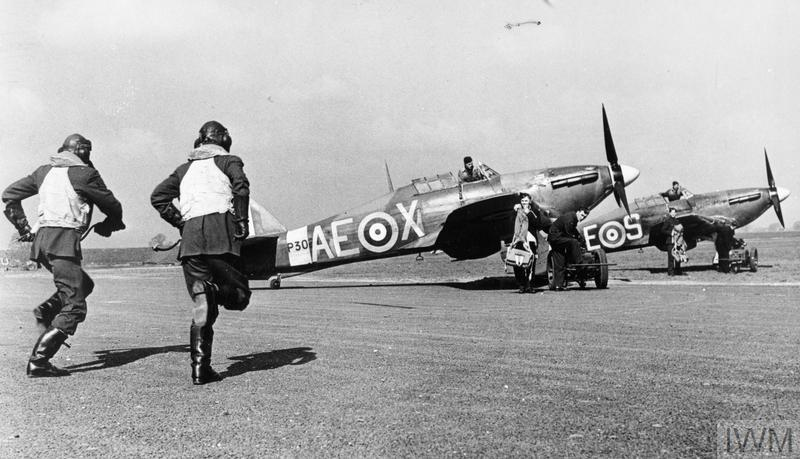 THE ROYAL CANADIAN AIR FORCE IN BRITAIN DURING THE SECOND