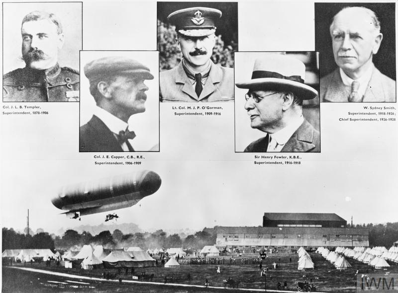 THE WORK OF SAMUEL FRANKLIN CODY IN AIRSHIP, KITE AND AIRCRAFT AERONAUTICS 1903 - 1913 IN ENGLAND.