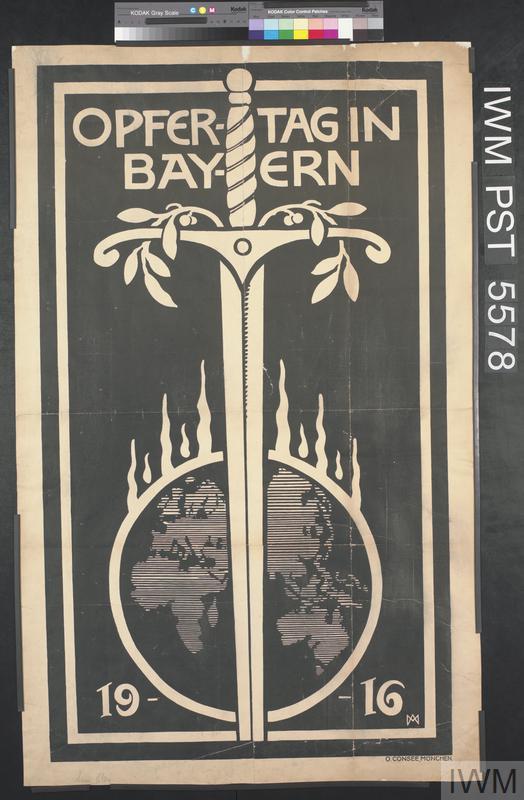 Opfertag in Bayern [Flag Day in Bavaria]