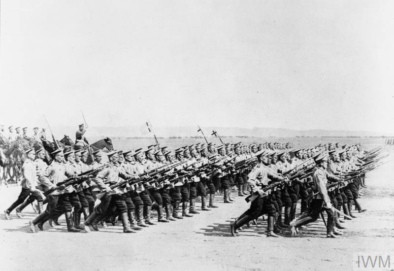 RUSSIA ON THE EVE OF THE FIRST WORLD WAR