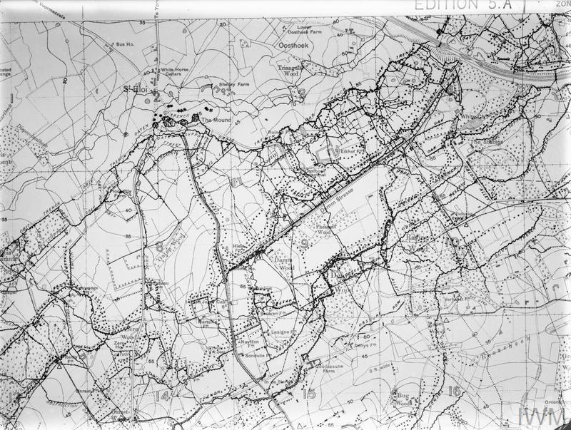 FIRST WORLD WAR 1914 - 1918: AERIAL RECONNAISSANCE