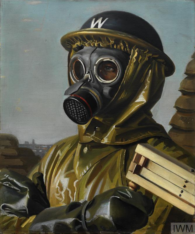 gas mask imperial war museums