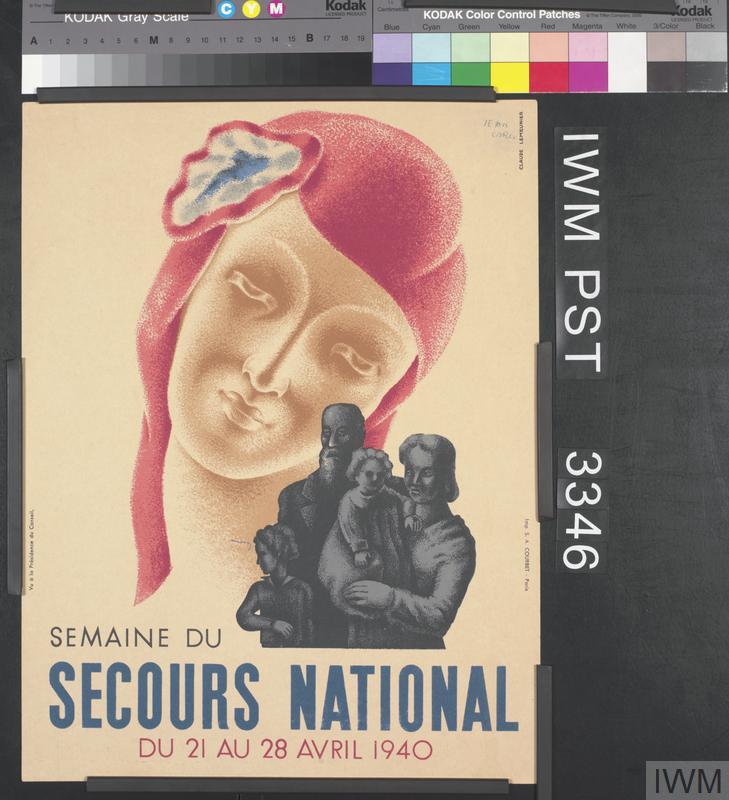 Semaine du Secours National [National Aid Week]