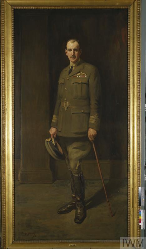 Lieut-Col L W Brabazon Rees, VC, OBE, MC, AFC, Royal Artillery, RFC and RAF