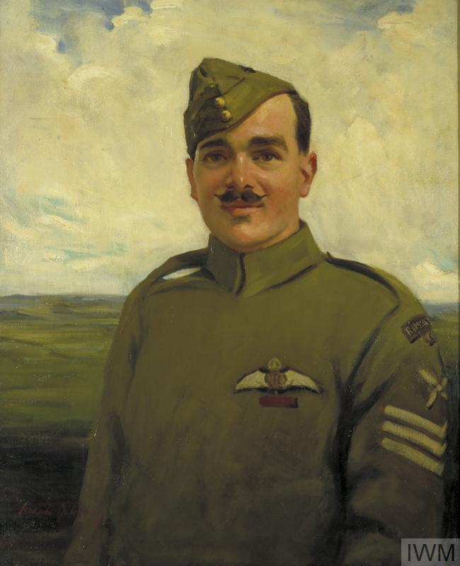 Segeant Mottershead by Cowan Dobson