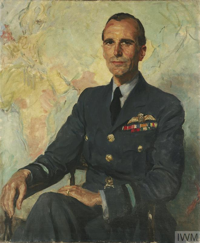 Air Commodore R V Goddard, CBE