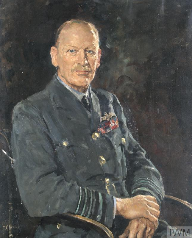 Air Chief Marshal Sir Robert Brooke-Popham, GCVO, KCB, CMG, DSO, AFC