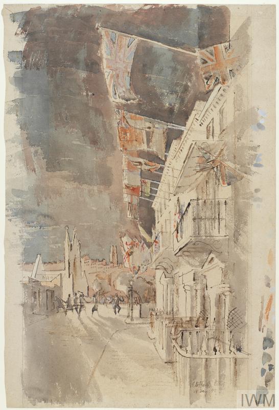 VE-Day, Bath, 8th May 1945