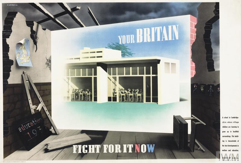 Your Britain - Fight for it Now (School)