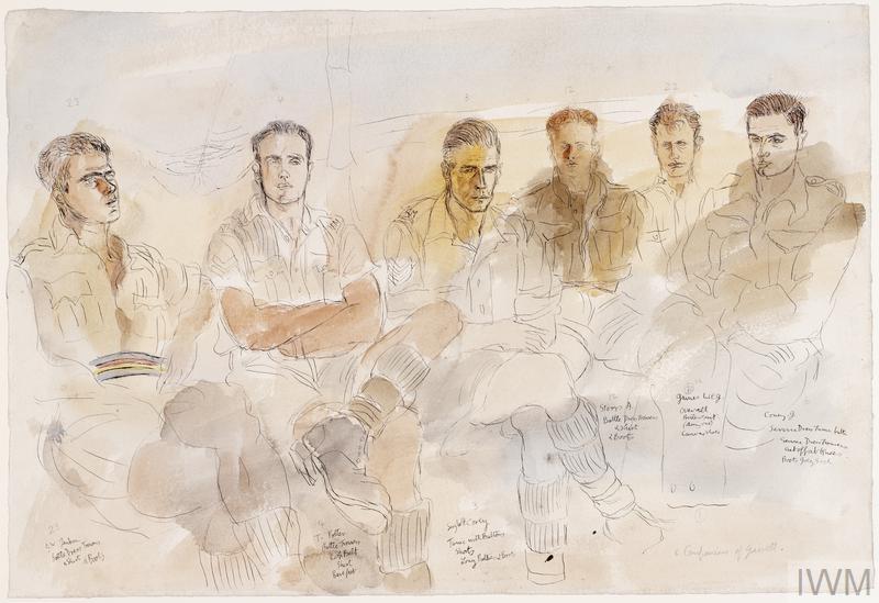 Six of Garretts's Companions