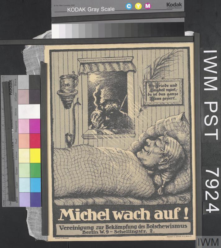 Michel Wach Auf! [Michel Wake up!]
