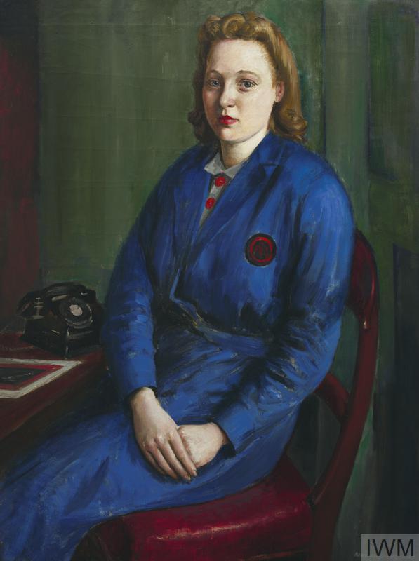 Barbara Mary Rendell, BEM, AFS