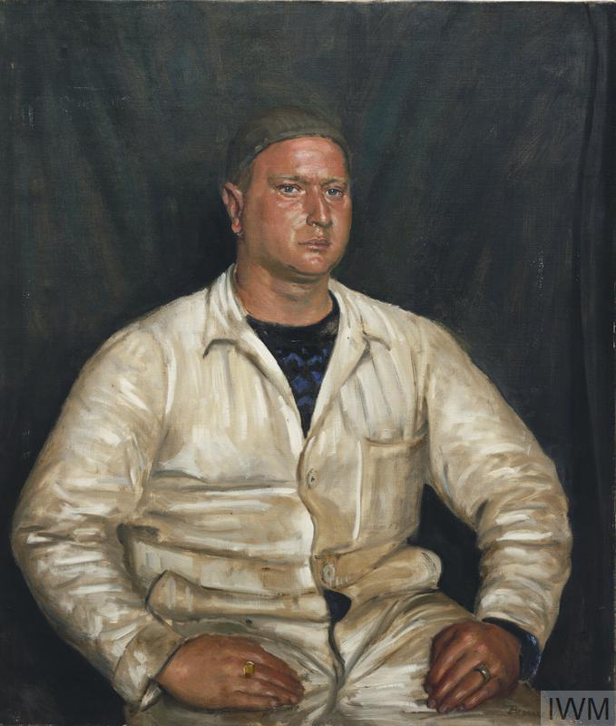 R Dibnah, BEM : Motorman of the 'Nonsuch' blockade runner