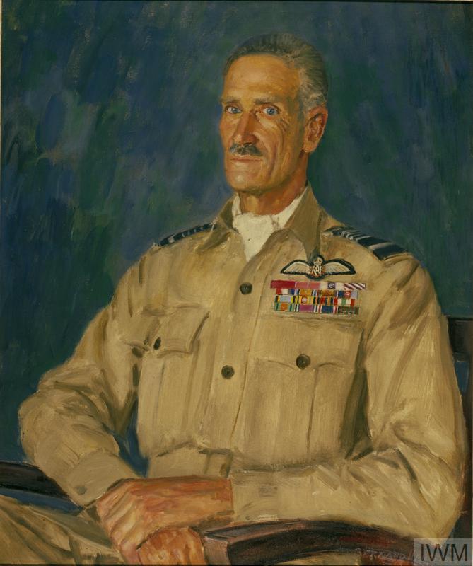 Air Chief Marshal Sir Keith Park, KCB, KBE, MC, DFC
