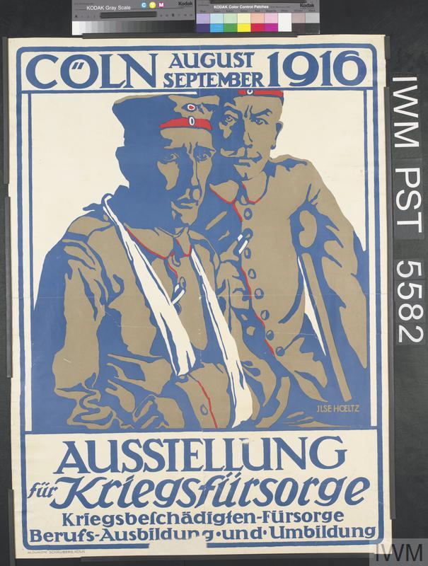 Cöln 1916 - Ausstellung für Kriegsfürsorge [Cologne 1916 – War Welfare Exhibition]