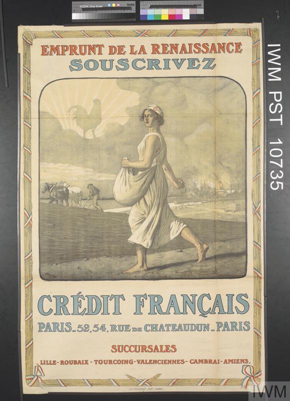 Emprunt de la Renaissance - Souscrivez [Loan of the Rebirth - Subscribe]