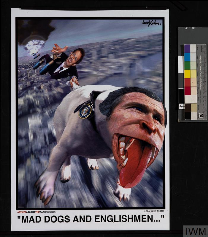 'Mad Dogs and Englishmen...'