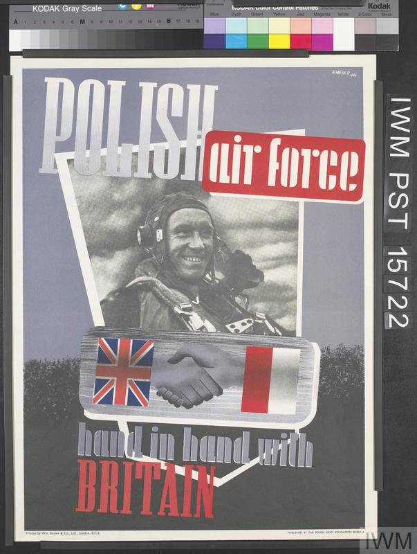 Polish Air Force - Hand in Hand with Britain