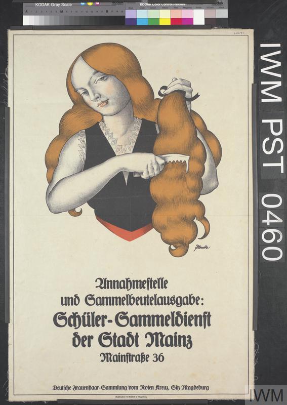 Schüler-Sammeldienst der Stadt Mainz [Schoolchildren's Collection Service of the City of Mainz]