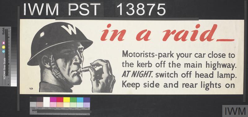 In a Raid - Motorists ...
