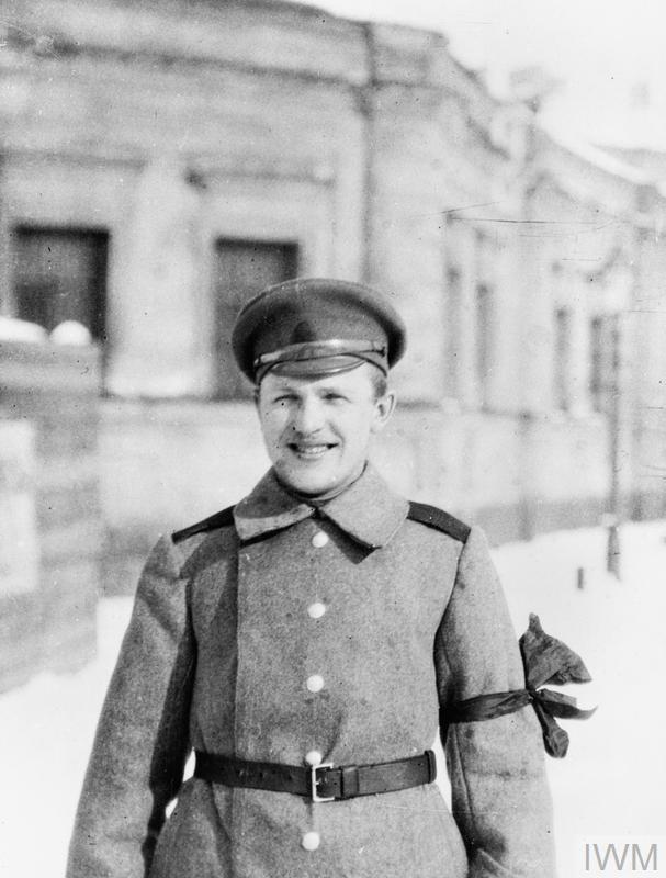 THE BOLSHEVIK REVOLUTION, NOVEMBER 1917