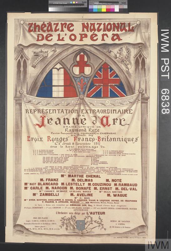 Jeanne d'Arc [Joan of Arc]