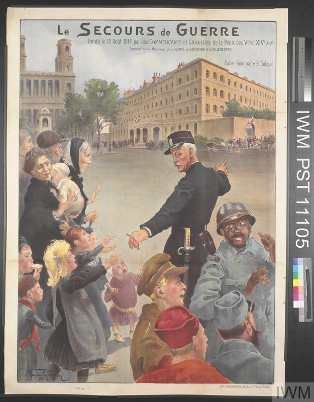 Le Secours de Guerre [War Aid]