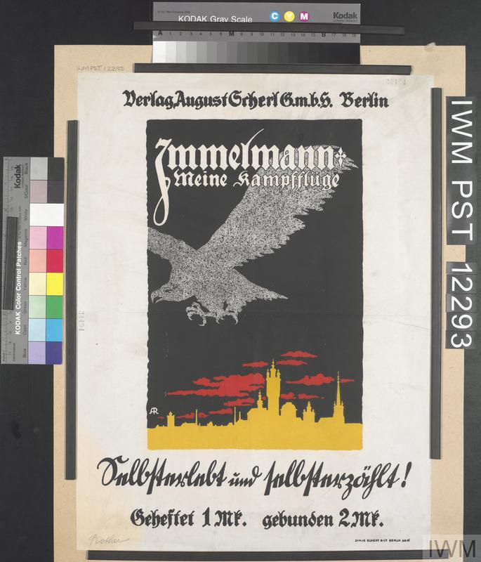 Immelmann - Meine Kampfflüge [Immelmann - My Combat Flights]