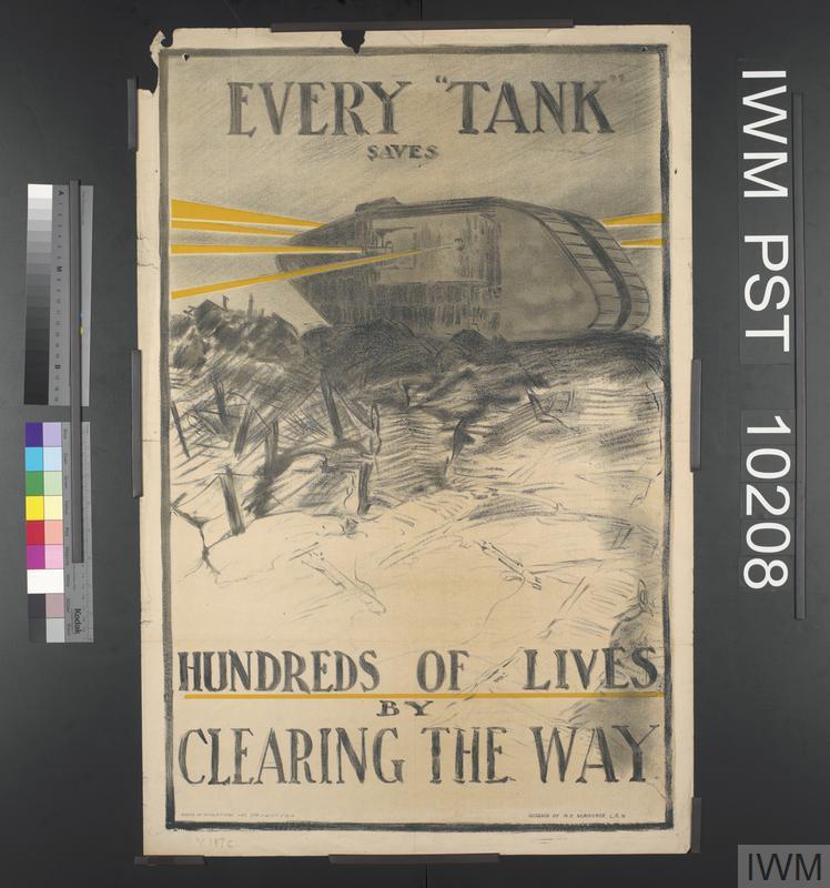 Every Tank Saves Hundreds of Lives