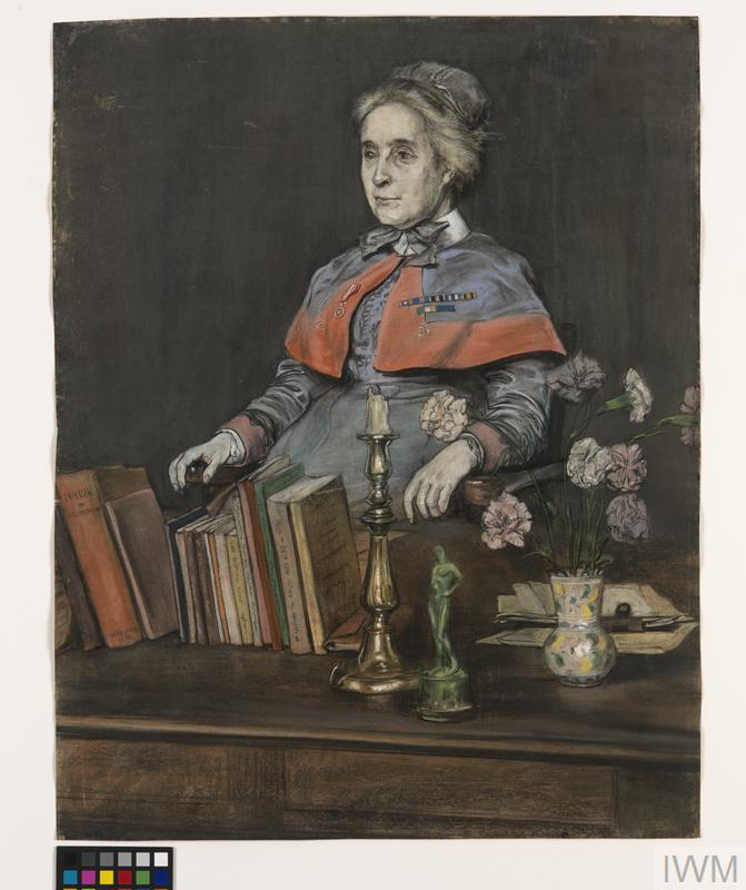 Dame Sidney Browne RRC: the Matron-in Chief of the T F Nursing Service
