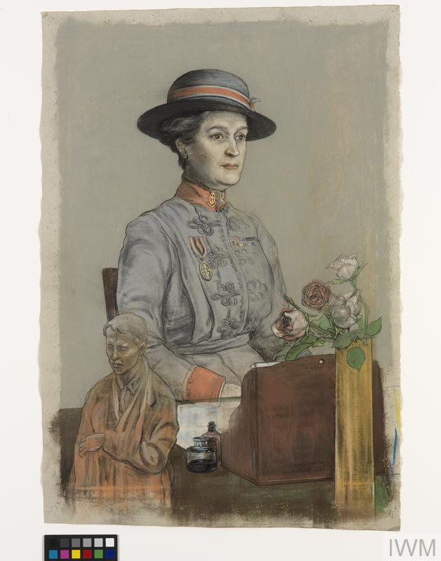 Dame Maud McCarthy GBE RRC: the Matron-in-Chief in France of Queen Alexandra's Imperial Military Nursing Service