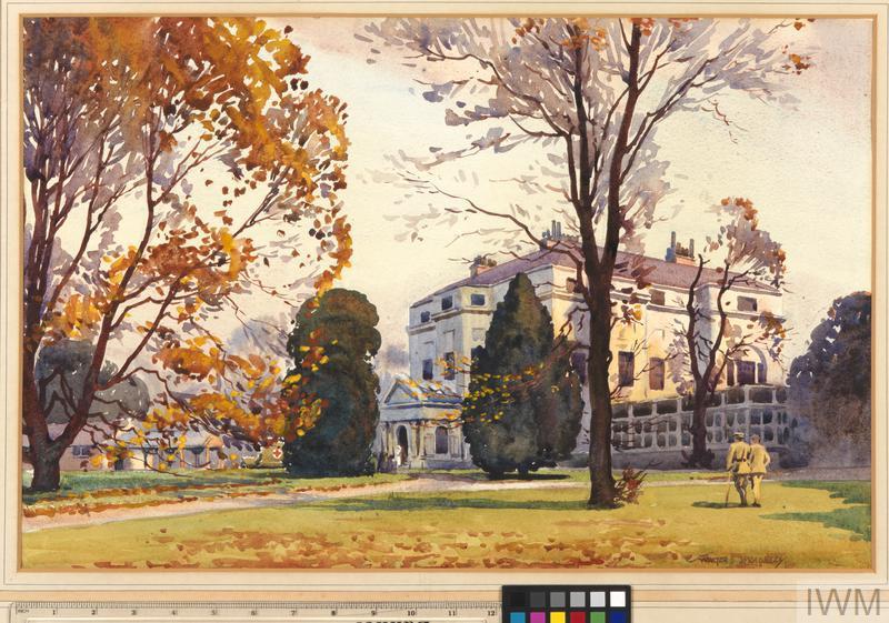 The Auxiliary Hospital, Dover House, Roehampton