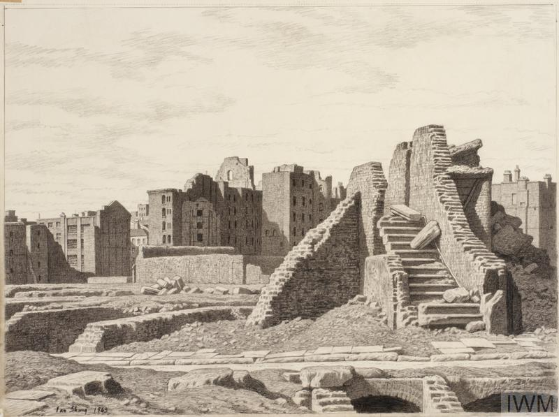 Cripplegate, London, EC1