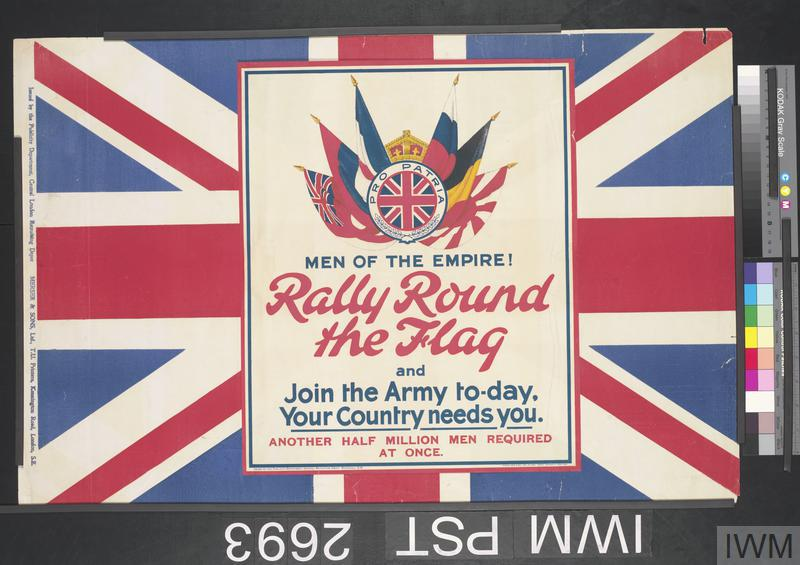 Rally Round the Flag