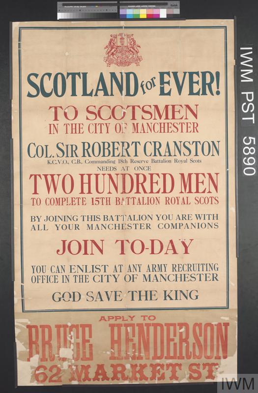 Scotland for Ever!