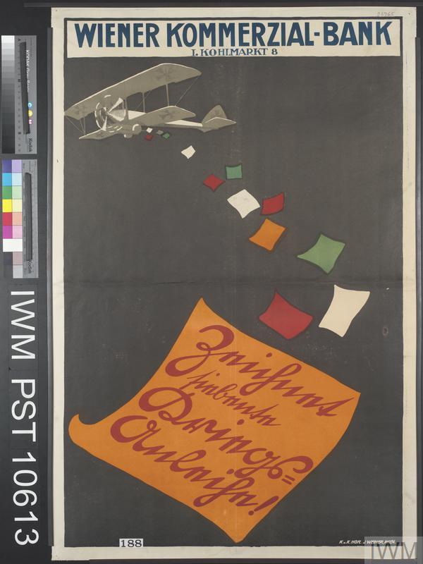 Zeichnet Siebente Kriegs-Anleihe [Subscribe to the Seventh War Loan]