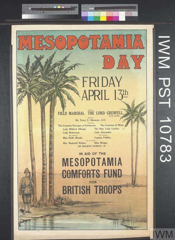 Mesopotamia Day Imperial War Museums