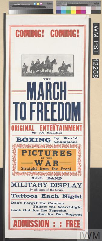The March to Freedom