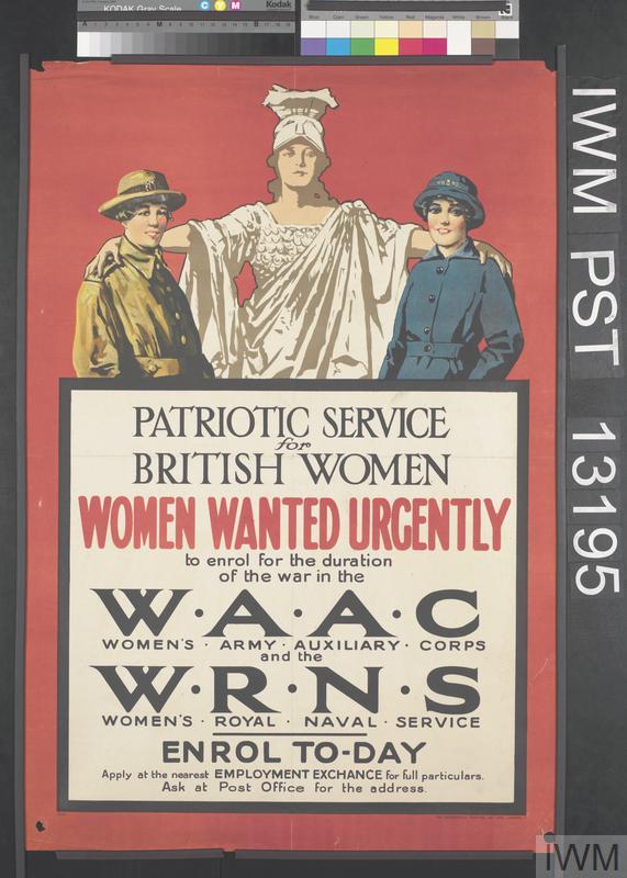 Women Wanted Urgently
