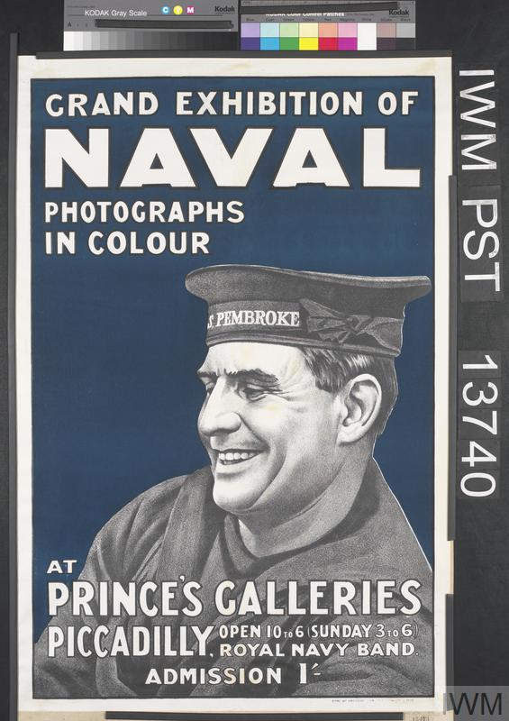 Grand Exhibition of Naval Photographs in Colour