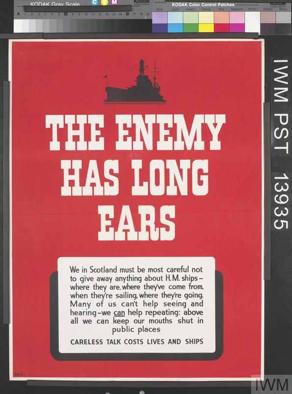 The Enemy Has Long Ears