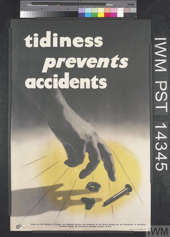 Tidiness Prevents Accidents