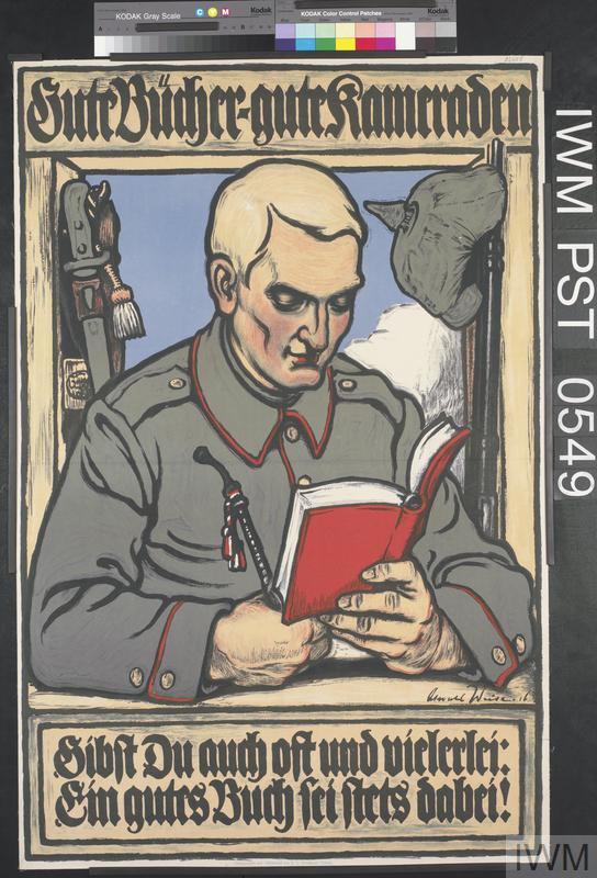 Gute Bücher - Gute Kameraden [Good Books - Good Comrades]