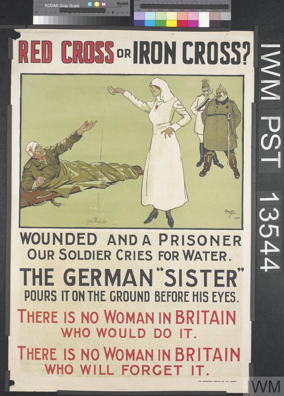 Red Cross or Iron Cross