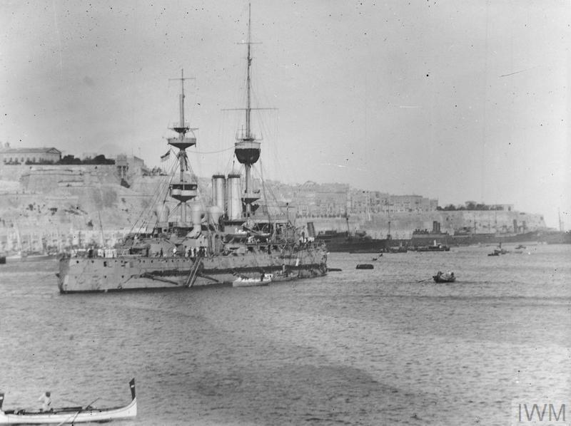 MAJESTIC CLASS BATTLESHIPS: HMS JUPITER