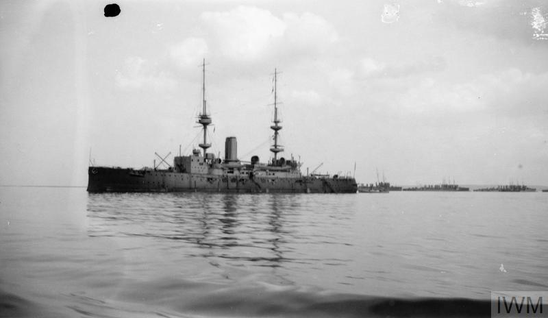 MAJESTIC CLASS BATTLESHIPS: HMS PRINCE GEORGE
